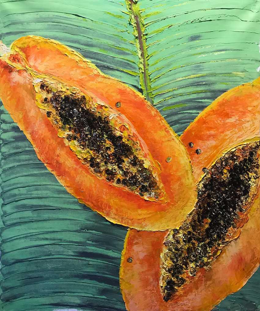 Anastasia Oraina. Papaya - photo 1