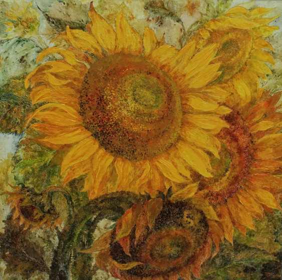 Irina Yaresko. Sunflowers - photo 1
