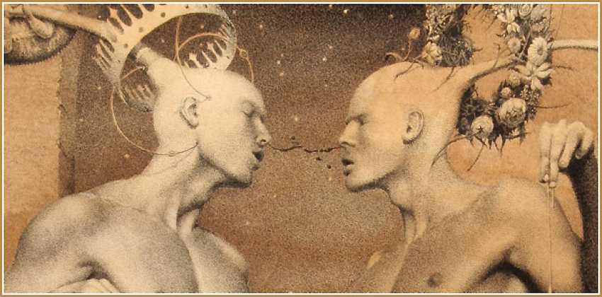 Physics of sodomy. Communicating vessels. Nocturne - photo 2