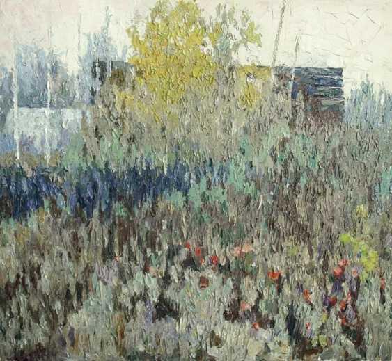 Mikhail Rudnik. Quiet autumn - photo 1