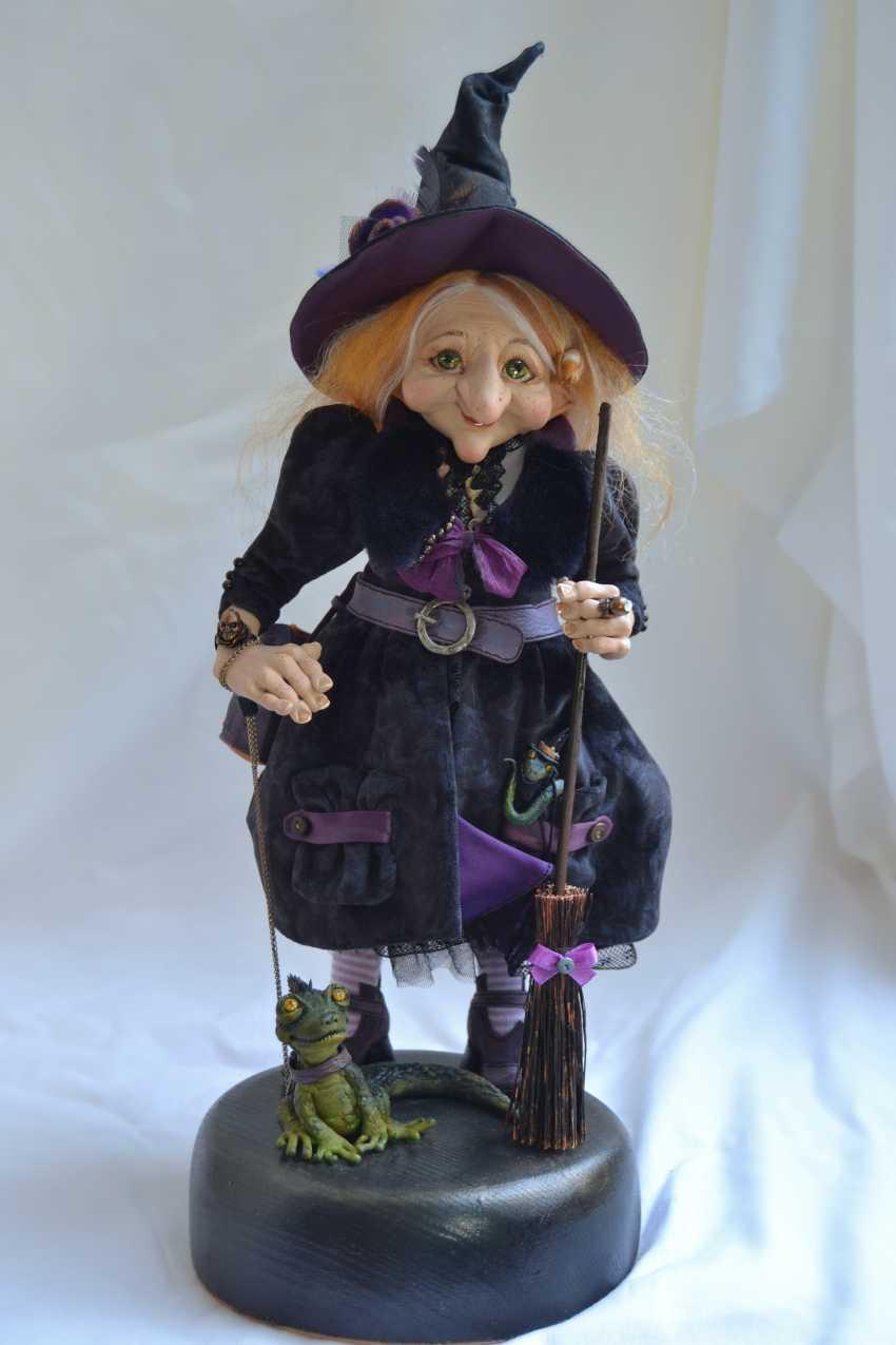 Anastasiya Adamovich. The witch of Gorgona (Witch Lizard) - photo 1