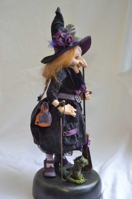 Anastasiya Adamovich. The witch of Gorgona (Witch Lizard) - photo 4