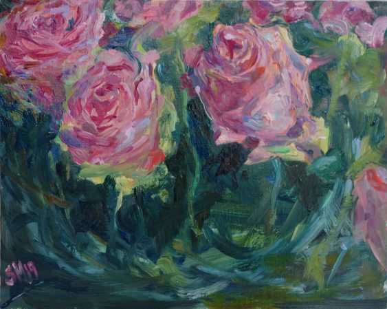 "Svetlana Malakhova. ""Roses for good Luck"" - photo 1"