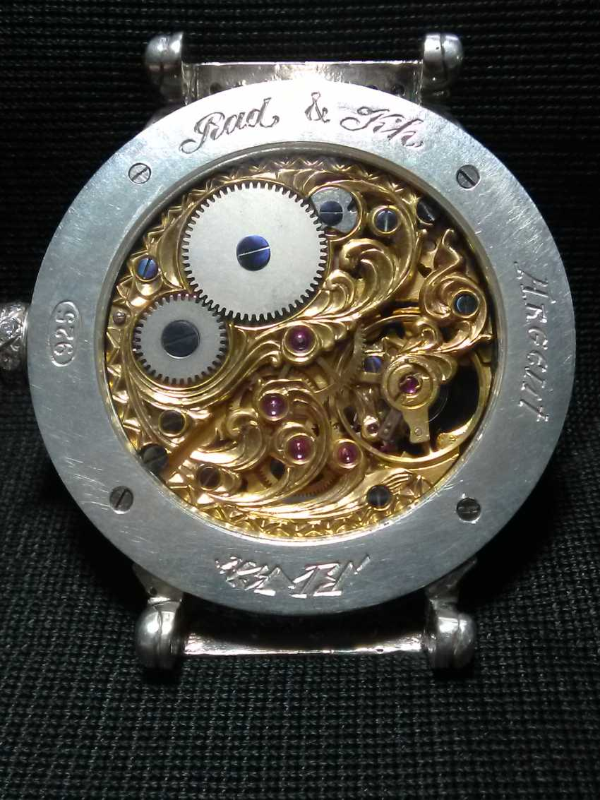 Vitaliy Khlypalo. handmade watches - photo 2