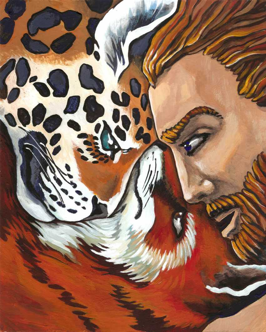 "Sviatlana Vetrava. ""Day 6. The mind"" (Series ""the Creation"") - photo 1"