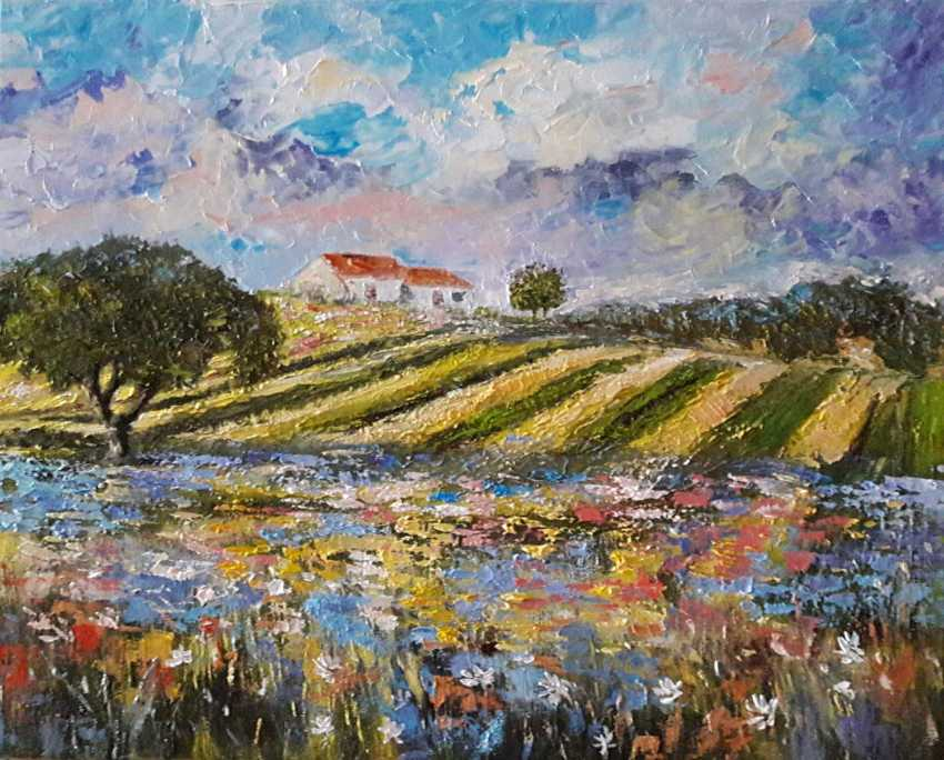 Svitlana Antonova. The Alentejo.Portugal - photo 1