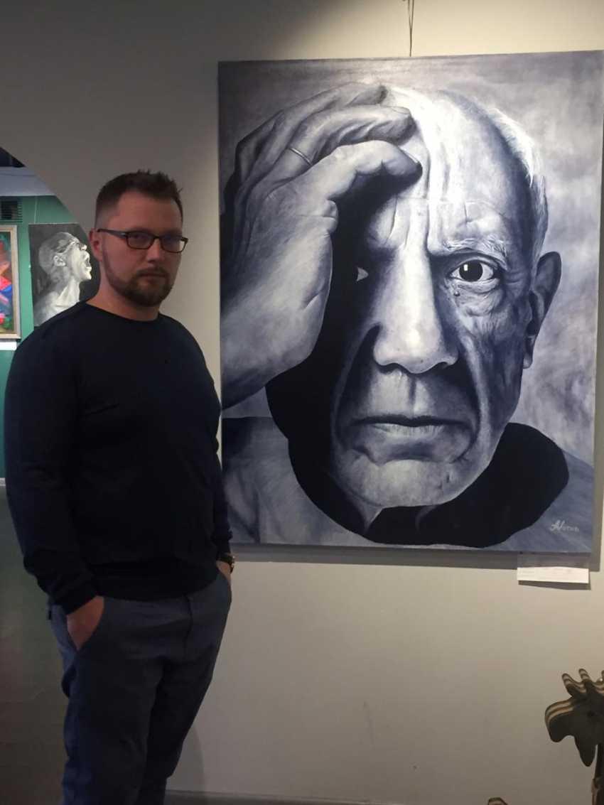 Andrew Voron. Picasso - photo 1