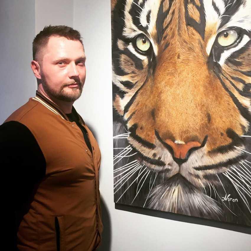 Andrew Voron. Le tigre - photo 1
