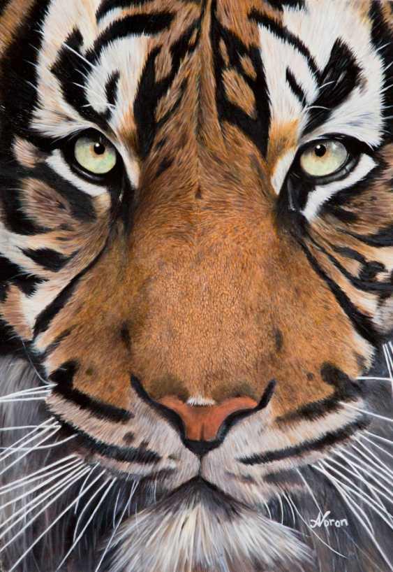 Andrew Voron. Le tigre - photo 2