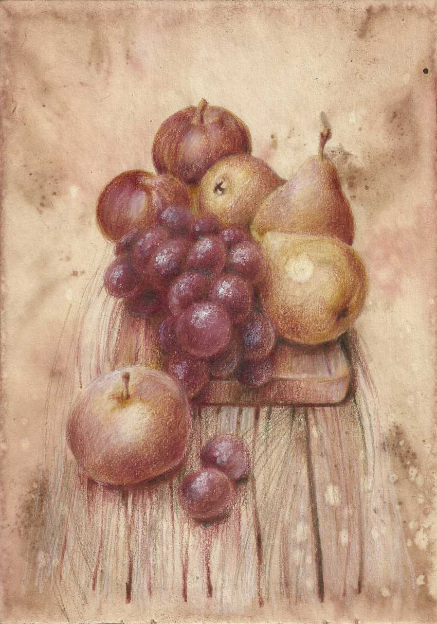 Natasha Mishareva. Fruit. 2019. Handmade. The Author - Natalia Pisareva - photo 1