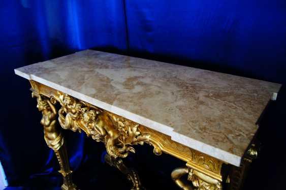 Console Louis XIV , XVIII century. - photo 2