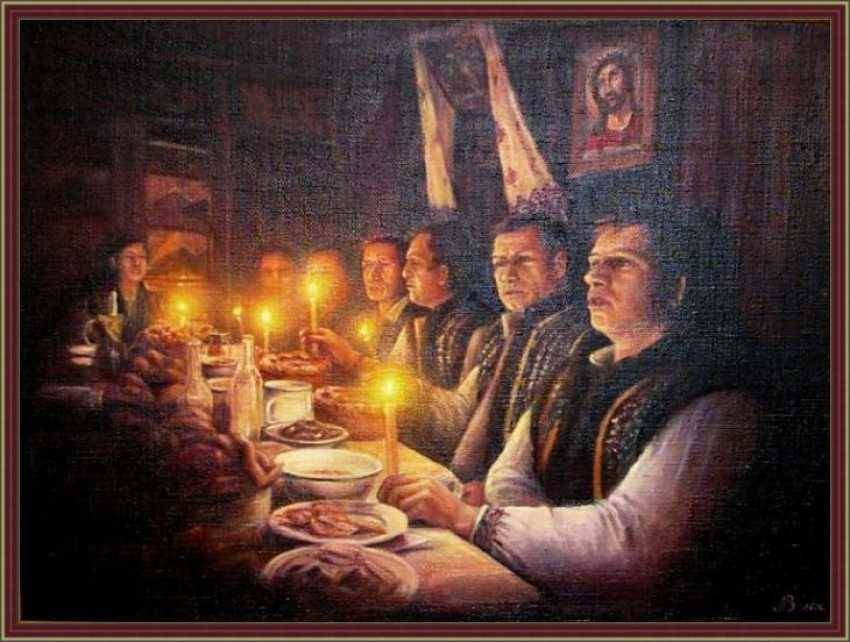 Nataliia Bahatska. Festive supper - photo 2
