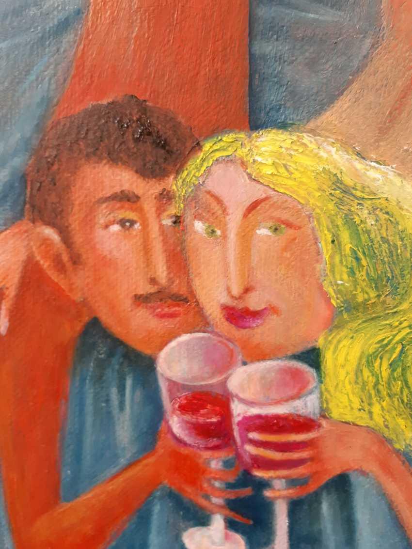 ZAKIR AHMEDOV. Strong wine - photo 2