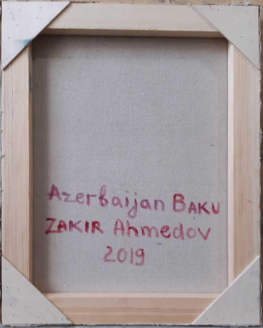 ZAKIR AHMEDOV. Strong wine - photo 4