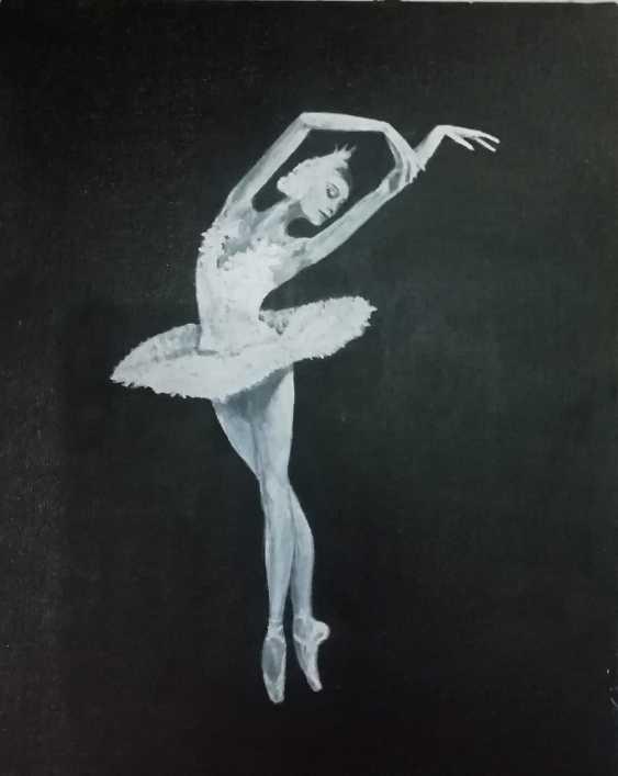 Lidiya Ivanova. Ballerina - photo 1
