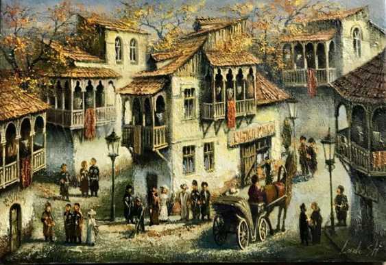 lado Sharashidze. Old Tbilisi (Old Tbilisi) - photo 1
