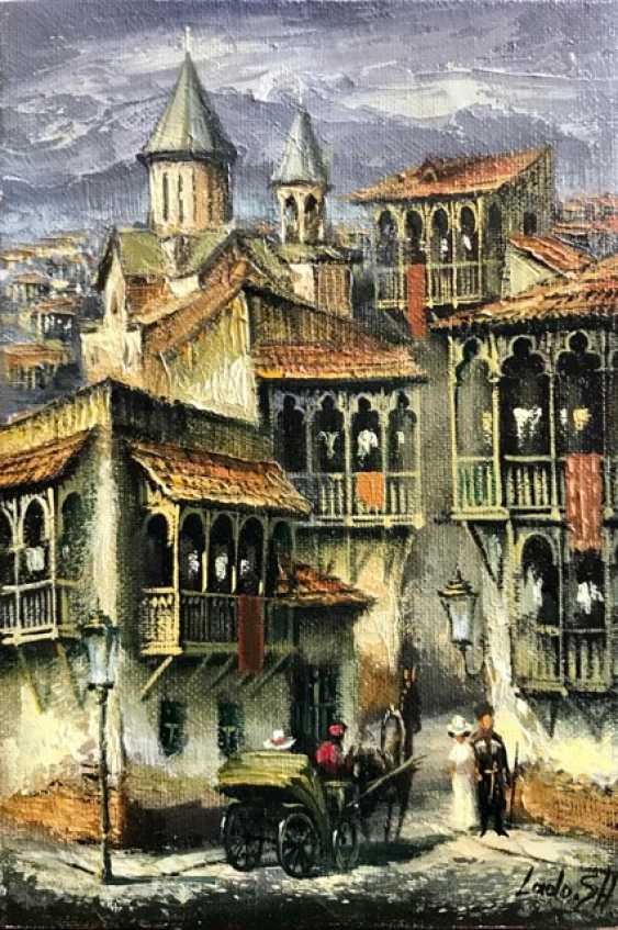 lado Sharashidze. Old Tbilisi (Old Tbilisi) - photo 1