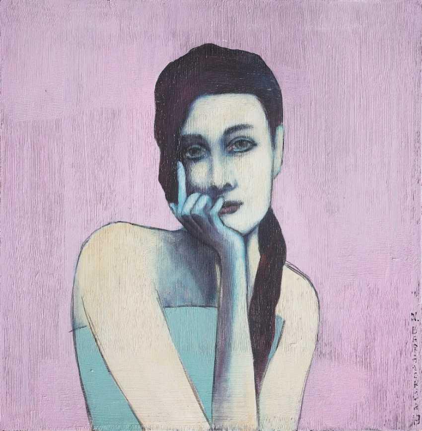 Nataliia Bahatska. Stranger Girl-2 - photo 1