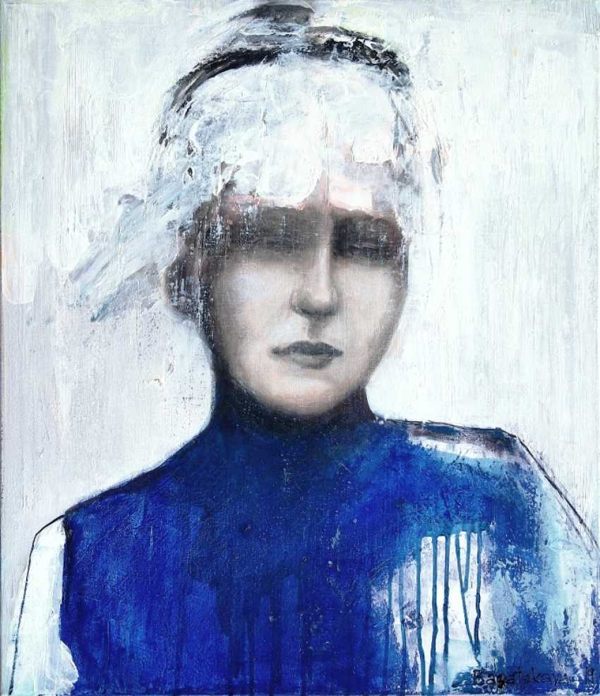 Nataliia Bahatska. The stranger-3 - photo 1