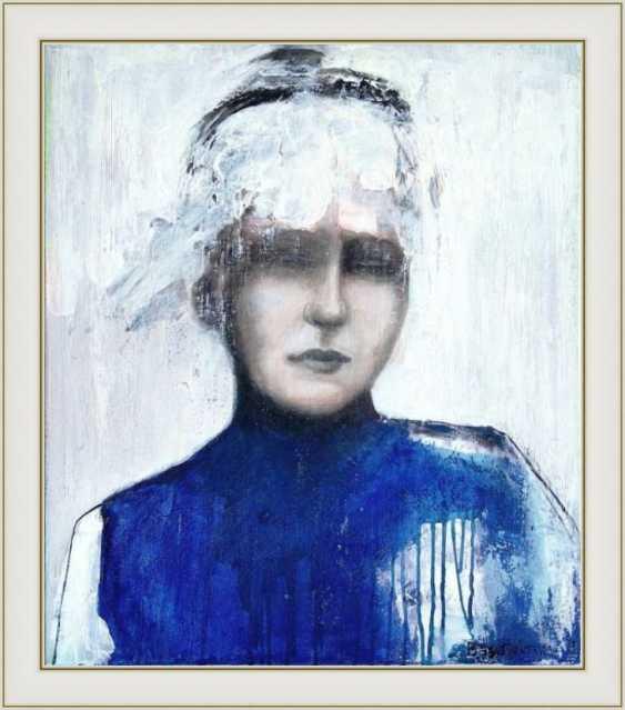 Nataliia Bahatska. The stranger-3 - photo 4
