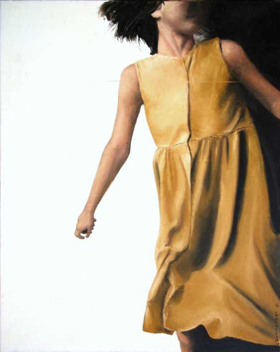 Nataliia Bahatska. Girl in a Yellow Dress - photo 1
