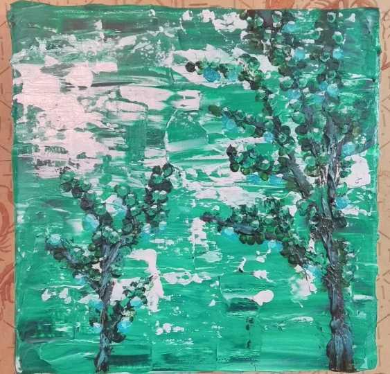 Danila Filippov. Trees - photo 1
