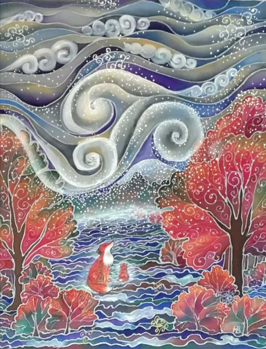 """Victoria Nikulina. """"The scent of the first snow"""" - photo 1"""