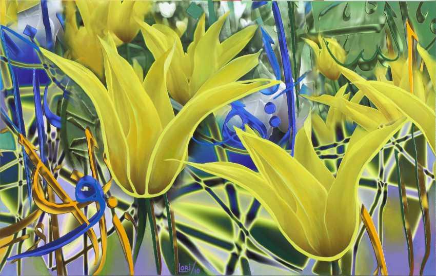 Lori Blaja. Tulips - photo 1