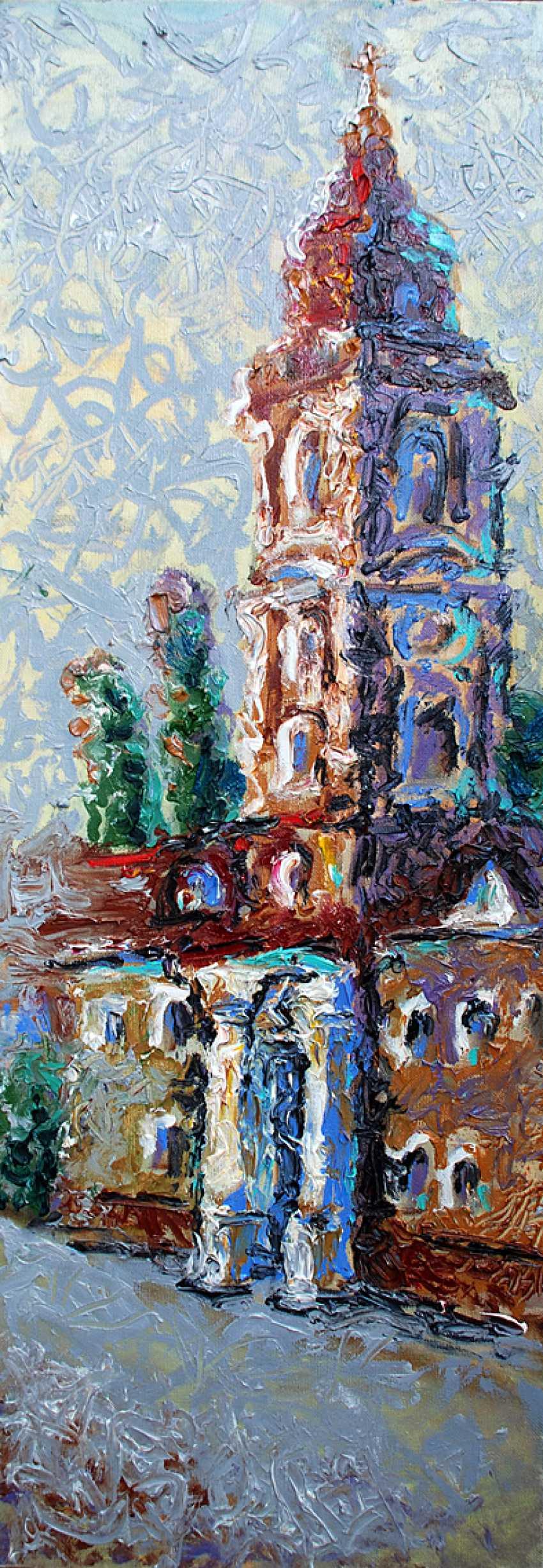 "svetlana Machailova. ""The bell tower"" - photo 1"