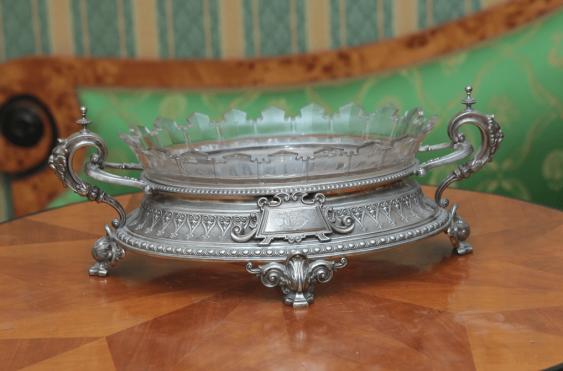 Western Europe, late XIX century, silver 800, - photo 1