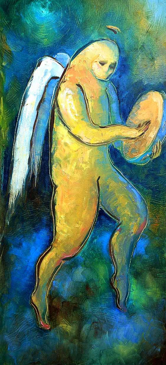 "svetlana Machailova. ""Dancing angel"" - photo 1"