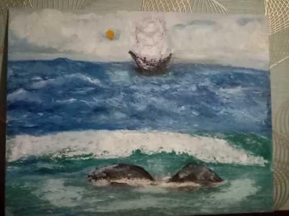 Anna Kuptsova. On the waves - photo 1