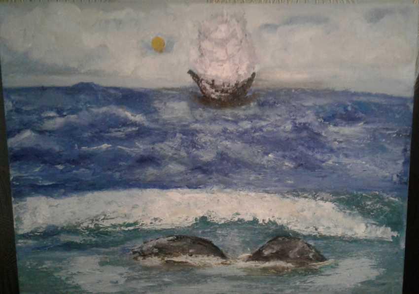 Anna Kuptsova. On the waves - photo 2