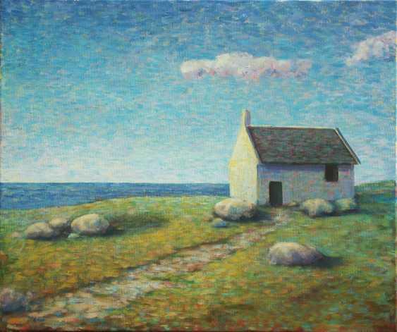 Наталия Багацкая. Дом на берегу моря - фото 1