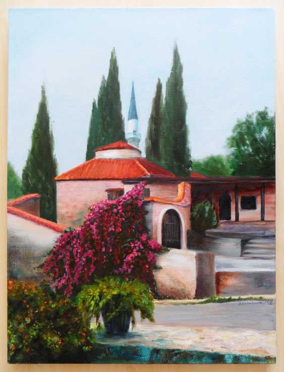 Ekaterina Koshukova. Mosque in the Old Bar. Mosque in the Old Bar, Montenegro. - photo 1