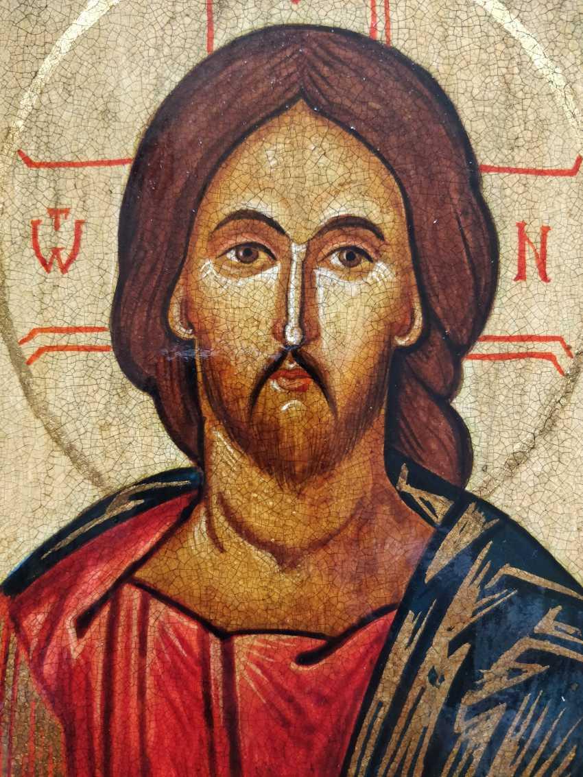 Artem Kopaihorenko. Icon of Jesus Christ - photo 3