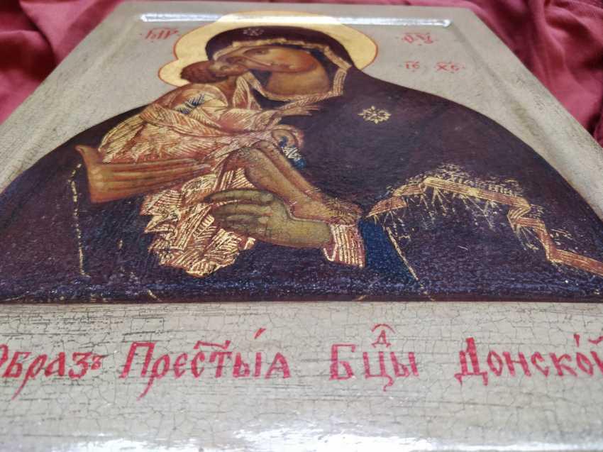 Artem Kopaihorenko. Donskay Mother of God ,Holy Virgin Mary - photo 5