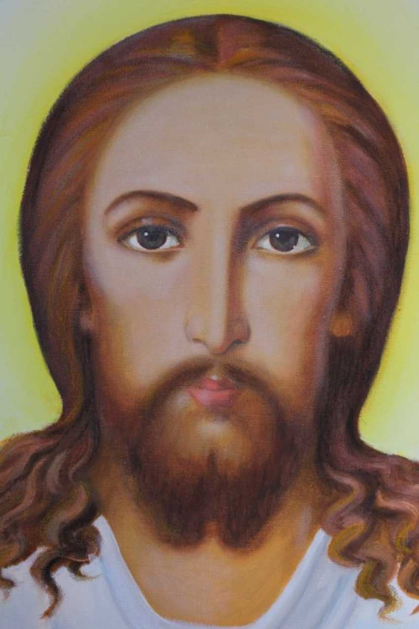 Lena Britova. Jesus christ. An example of his work. - photo 1
