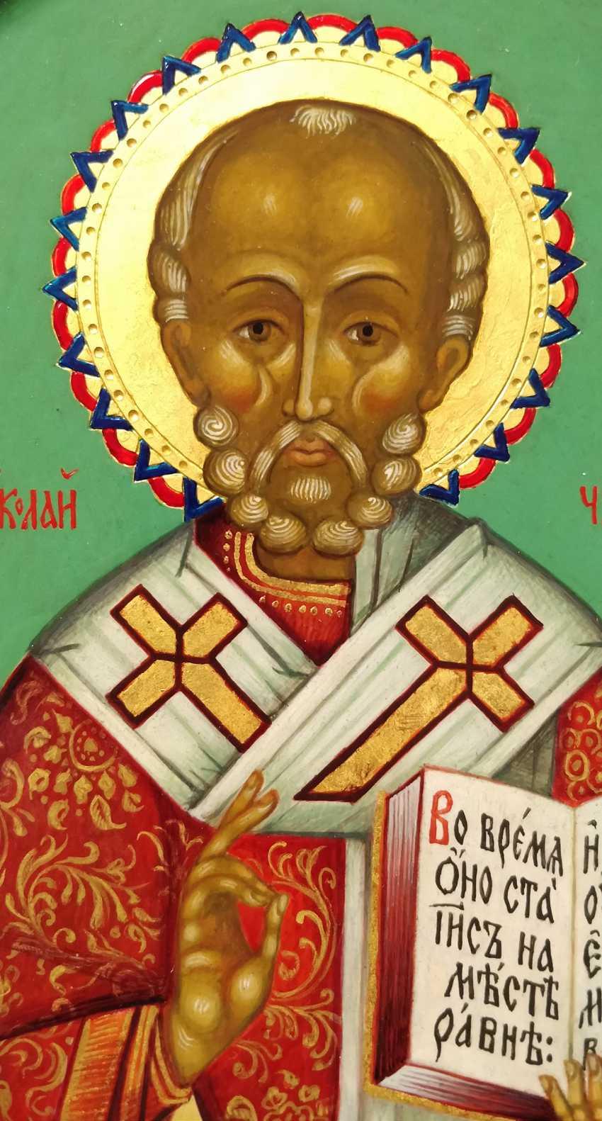 Артем Копайгоренко. Святого Николая Чудотворца - фото 3