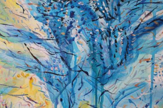 Florina Breazu. Blumen und Vögel - Foto 3