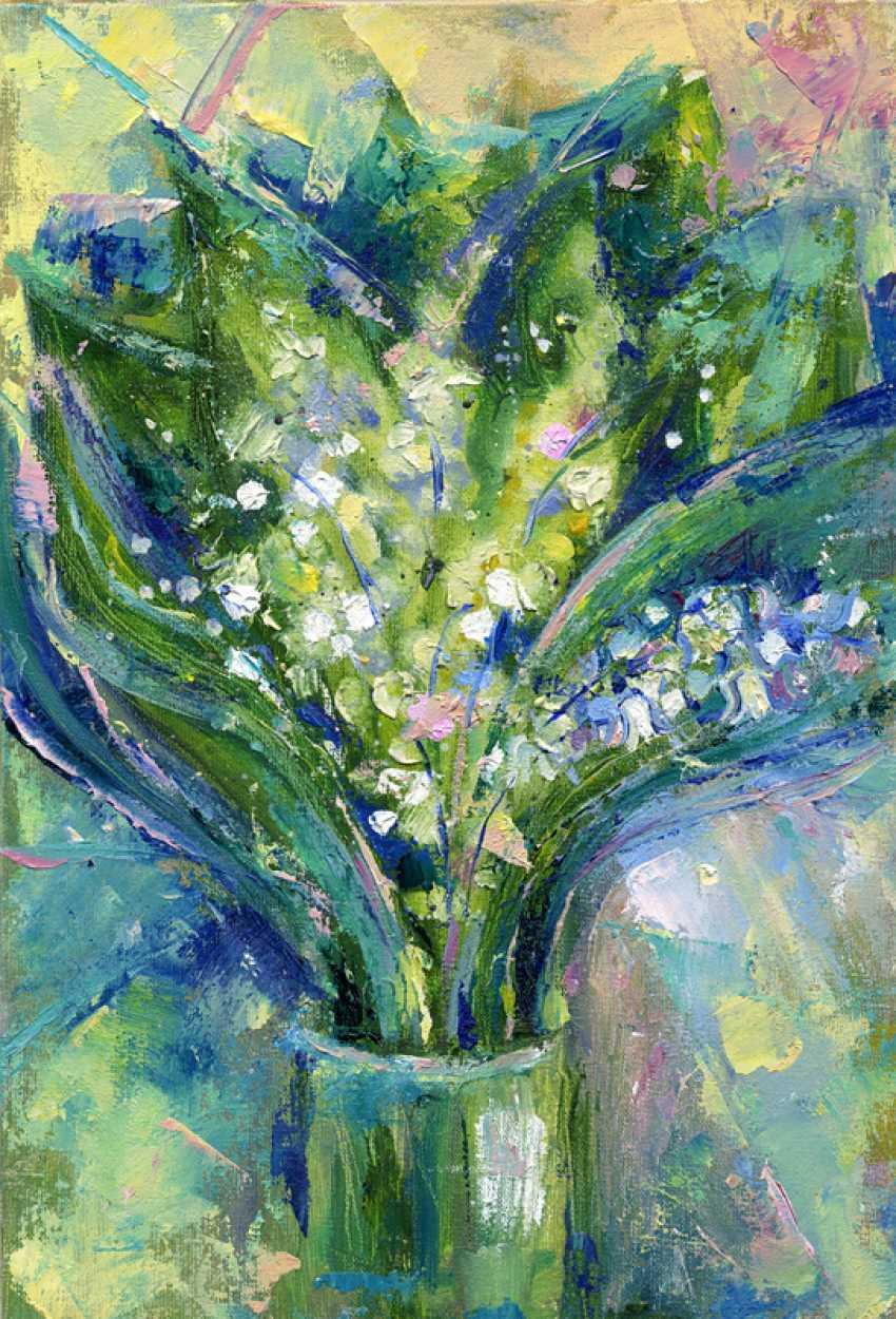 Elena Cherevatenko. Lilies of the valley - photo 1