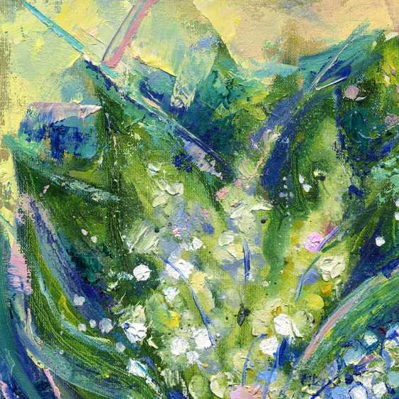 Elena Cherevatenko. Lilies of the valley - photo 2
