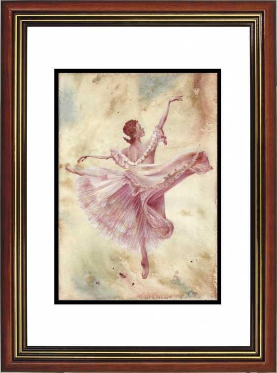 Natasha Mishareva. Ballet, ballet, ballet... drawing, handwork, 2019 Author - Pisareva Natalia - photo 4