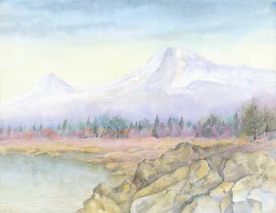 Smbat Bagdasarian. Ararat - photo 1