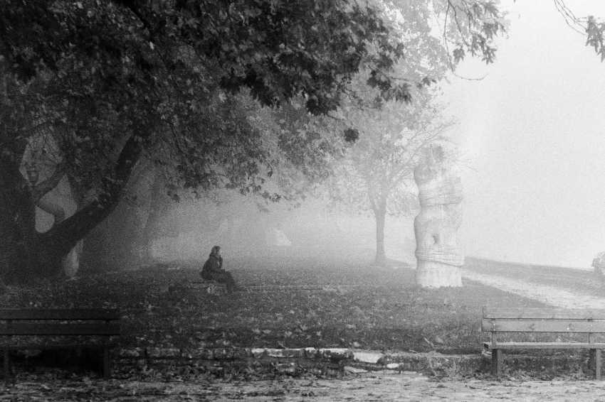 "Adam Kypriadis. ""Girl in a foggy morning"", Shot on Film - photo 1"