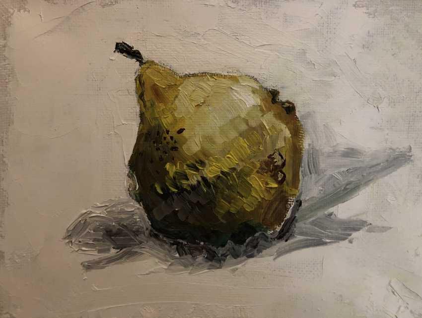 Varvara Dolgikh. Still life with pear - photo 1