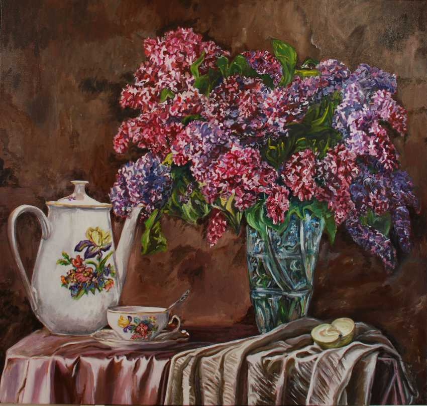 Alex Pelesh. Coffee with the smell of lilacs. - photo 1