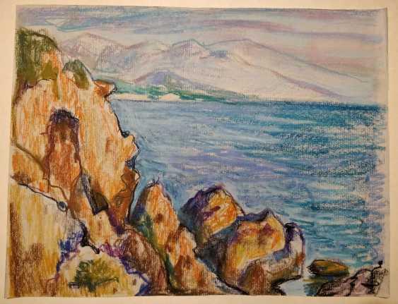 Olena Balykova. Alanya sea landscape - photo 1