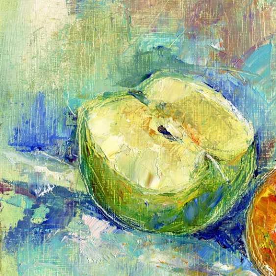 Elena Cherevatenko. Still life with fruit - photo 2
