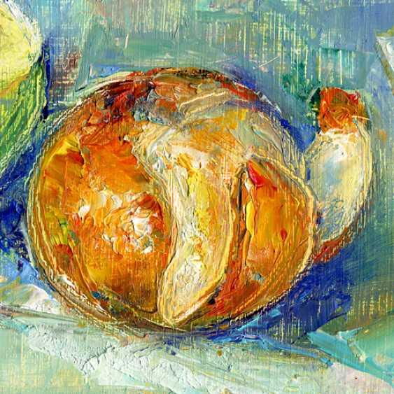 Elena Cherevatenko. Still life with fruit - photo 3